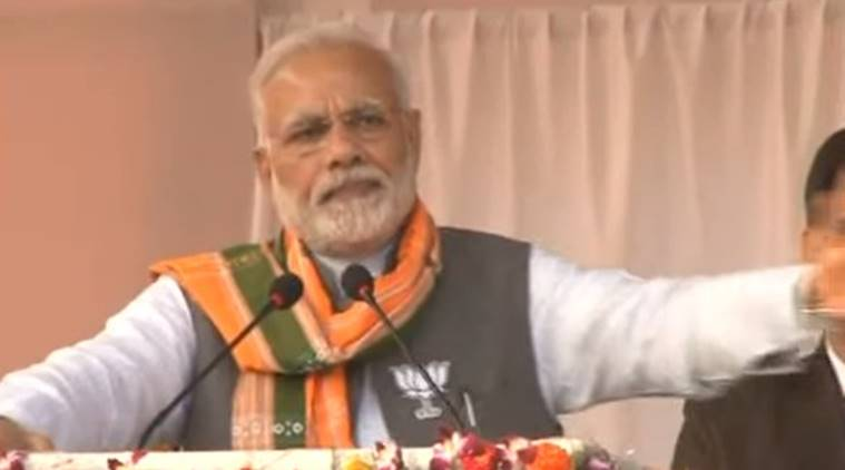 CPM govt has ruined Tripura by turning ganatantra into a 'Gun Tantra': PM Modi