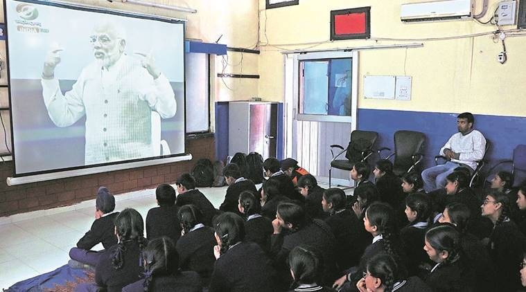 Dalit students in Himachal school told to sit outside, watch PM Modi's 'Pariksha par Charcha'