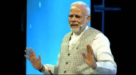 Pareeksha pe Charcha: PM Modi talks about dealing with board exam stress