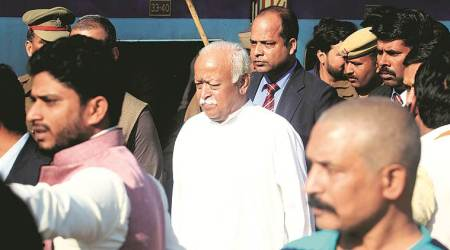 RSS chief Mohan Bhagwat in Varanasi to recruit, speak ideology