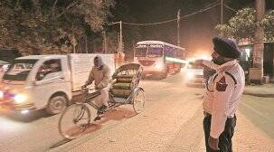 Mohali district: Traffic police fail to control rash driving as four speed interceptors liedefunct