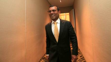 Mohamed Nasheed's call for India's intervention very irresponsible… Emergency a necessity: DunyaMaumoon