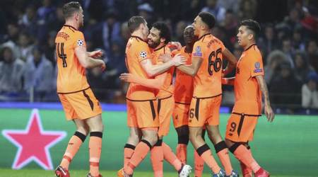 My goal rush is far from over, predicts Liverpool forward Mohamed Salah