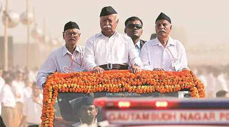 25th Swayamsevak Samagam: Hindus have to unite, India's responsibility is upon us, says RSS chief Mohan Bhagwat