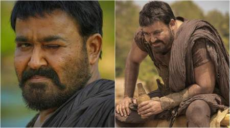 First look: Mohanlal as Ithikkara Pakki in Nivin Pauly's Kayamkulam Kochunni
