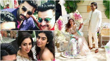Inside Mohit Marwah's sangeet and mehendi ceremony