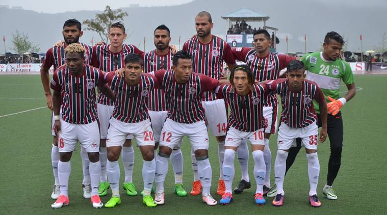 I-League, I-League news, I-League updates, Mohun Bagan, Mohun Bagan news, Mohun Bagan vs Gokulam Kerala, AIFF, sports news, football, Indian Express