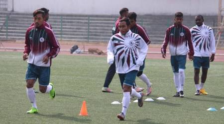 I-League: Shillong's chilly weather a concern for Mohun Bagan