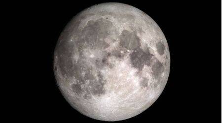Moon's water may be widely distributed: Study