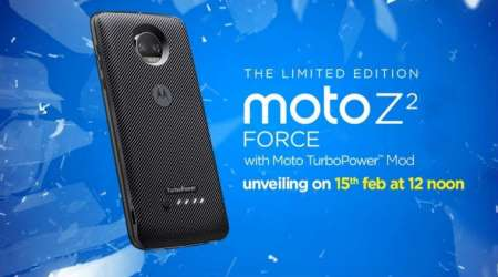 Moto Z2 Force Limited Edition India launch today: How to watch live stream, expected price, etc