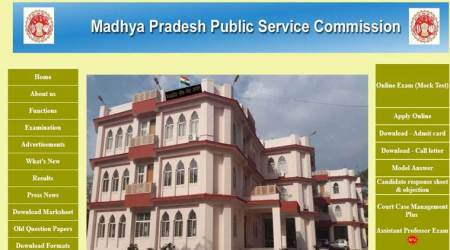 MPPSC state services exams 2018 admit card released, download atmppsc.nic.in