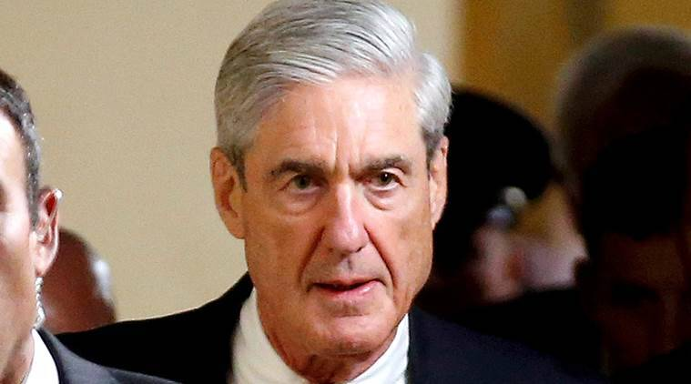 AG nominee sent memo on Mueller probe to Trump's lawyers