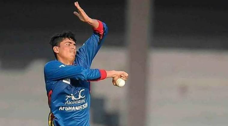 Mujeeb Zadran becomes youngest bowler to pick ODI five