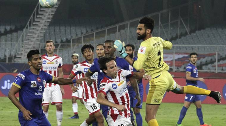 Mumbai City FC, Mumbai City FC vs ATK, ATK Mumbai City FC, Indian Super League, ISL, sports news, football, Indian Express