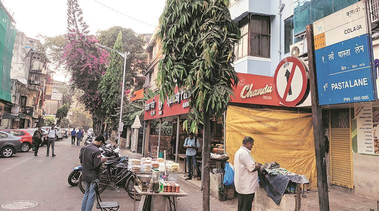 A family history behind naming of Pasta Lanes in Colaba