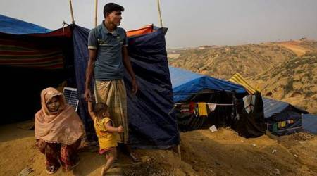 UN official says Rohingya crisis has 'hallmarks ofgenocide'