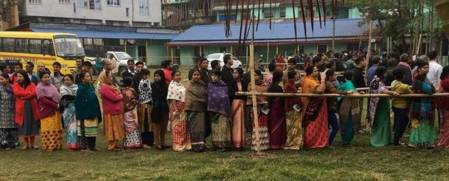 Nagaland elections 2018: EC orders repoll in 11 booths, fresh poll in one
