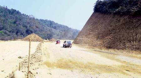 Nagaland elections: 'If the best road is like this, imagine how it iselsewhere'