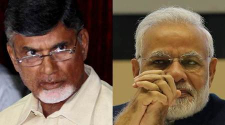 Chandrababu Naidu an alternative and threat to Modi: TDP MP