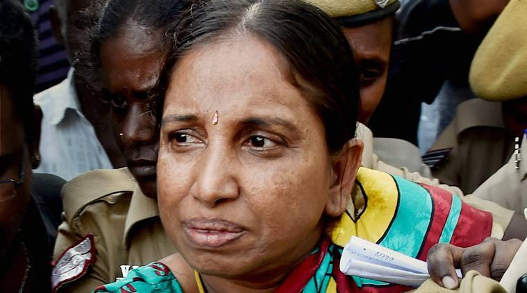 Rajiv Gandhi assassination case: Notice to Centre as Nalini questions validity of Sec 435
