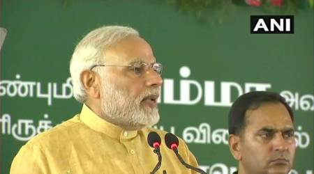 Modi in Chennai LIVE: PM inaugurates 'Amma Scooter Scheme', says it will go long way in empowerment of women