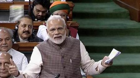 "PM Narendra Modi's LS speech ""disappointing"": Congress"