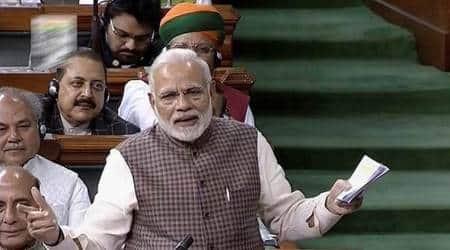 "PM Narendra Modi's LS speech ""disappointing"": Congress"