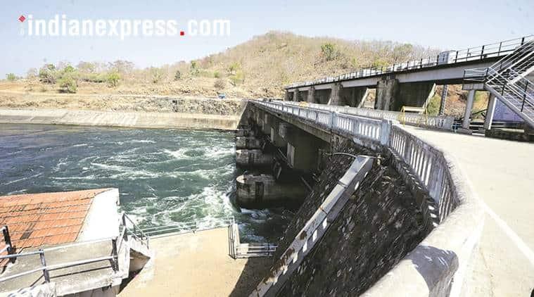 narmada canal, gujarat, narmada river water, guj farmers, agriculture, irrigation, sardar sarovar dam, indian express