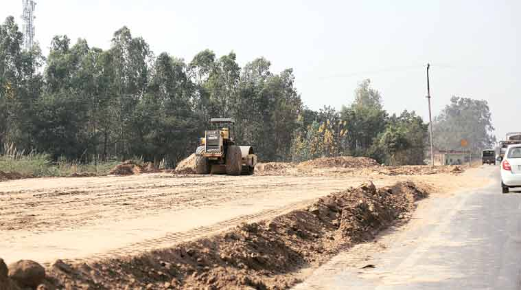 HP Congress, national highway project himachal, himachal bjp, himachal bjp, Jairam Thakur, CM Thakur Himachal, Himachla highway, Himachal assembly walkout, India news, Indian express, latest news