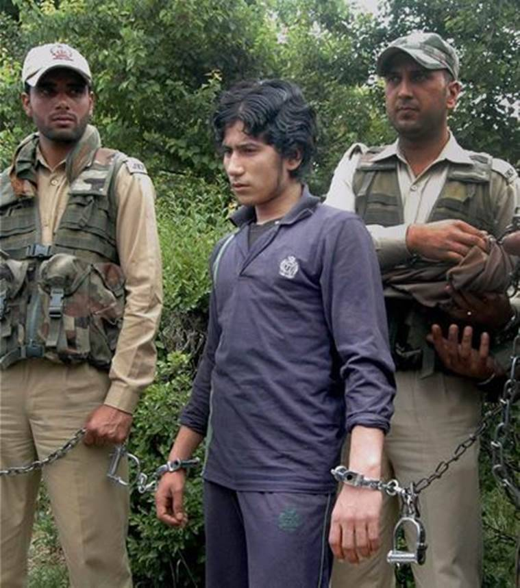 Lashkar militant's escape: Jail superintendent suspended, five 'facilitators' arrested