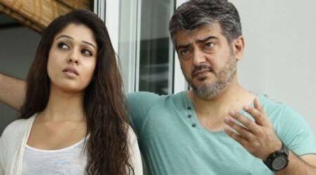 Nayanthara to star opposite Ajith in Viswasam
