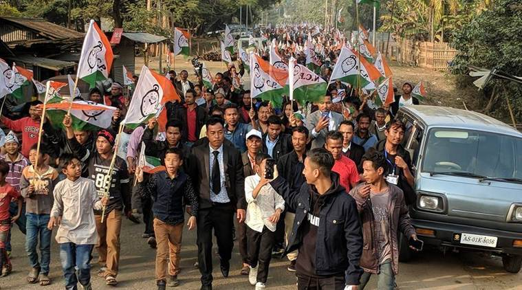 Meghalaya NCP candidate Jonathone Sangma feared killed in IED blast, no official confirmation