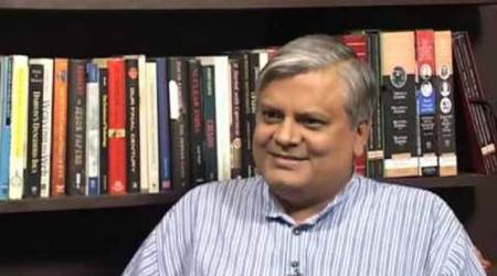 National Herald Editor-in-chief, Editor-in-chief National Herald, Neelabh Mishra, Neelabh Mishra Died, Neelabh Mishra Passed Away, India News, Indian Express, Indian Express News