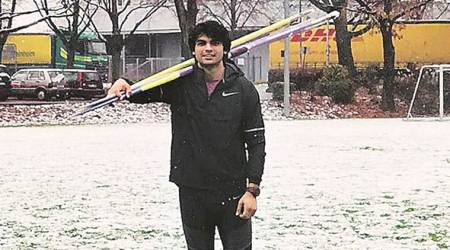 Neeraj Chopra reboots along the Rhine