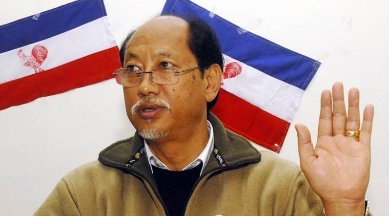 BJP alliance will ensure good governance for Nagaland: Rio