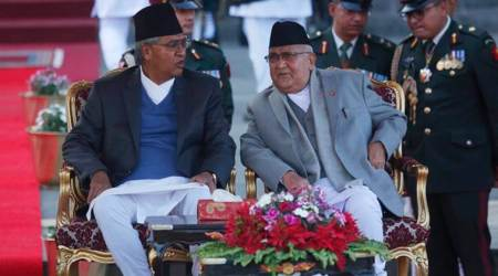 Nepal's CPN-UML and CPN-Maoist merge; form new powerful bloc