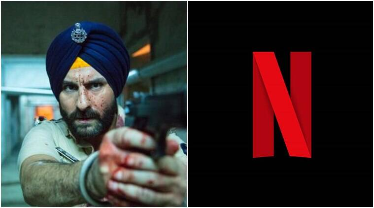 Congress backs party worker's complaint against Sacred Games producer