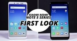 Xiaomi Redmi Note 5, Redmi Note 5 Pro First Look, Price, Specifications And Features