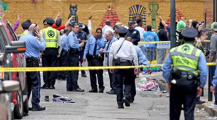 New Orleans Police: 2 killed, many hurt in shooting