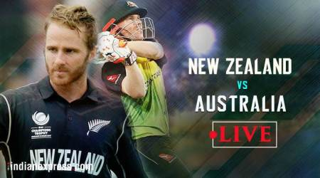 New Zealand vs Australia Live Cricket Score, Live Streaming, T20 Tri-series final: Rain interrupts play as Glenn Maxwell, Aaron Finch steer Australia towards victory