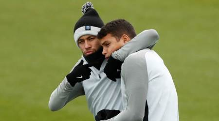 Neymar came to PSG to do great things and Real Madrid clash is a chance for him, says Marquinhos