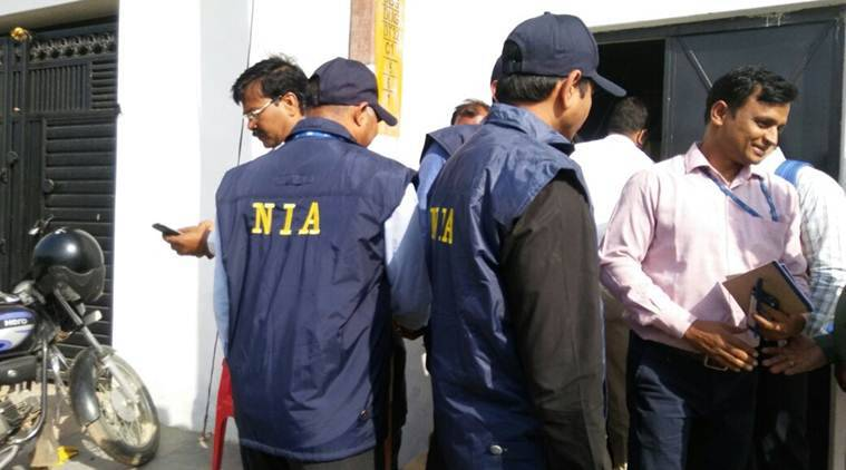 NIA chargesheets two Hizbul men for planning terror strikes in UP