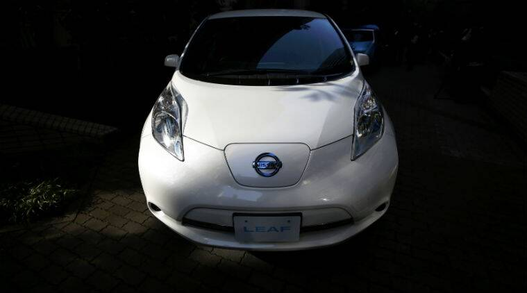 Nissan electric vehicles mission, EV production, Nissan Leaf, electric cars, Tesla, Chinese auto market, Volkswagen, ProPilot autonomous technology, General Motors