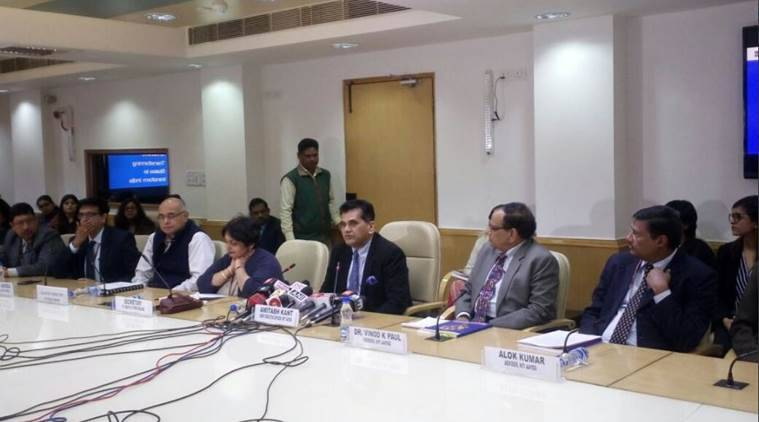 NITI Aayog launches 'Healthy States Progressive Report' to better assess health outcomes across India