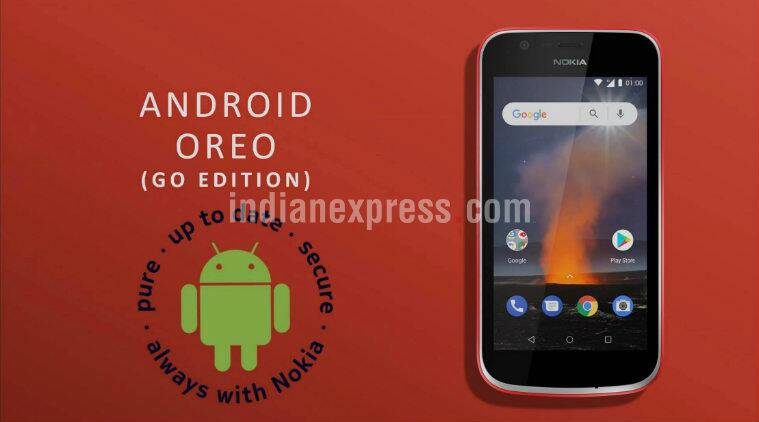 Nokia 1 with Android Oreo (Go Edition) launched in India