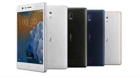 Nokia 3, Nokia 3 Android beta build, Nokia 3 Android 8.0 Oreo update, Android Oreo Nokia 3, Nokia 3 specifications, Nokia 3 price in India, Android Oreo