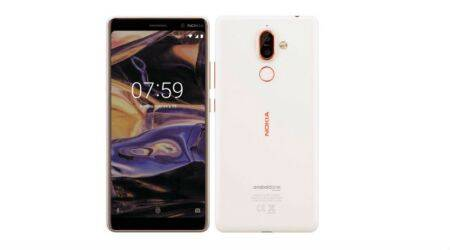 Nokia 7 Plus live images leaked, reveal 18:9 aspect ratio Full View display