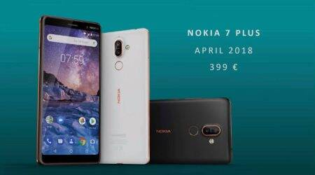 MWC 2018: Nokia 7 Plus with 18:9 display launched; price, specs andmore