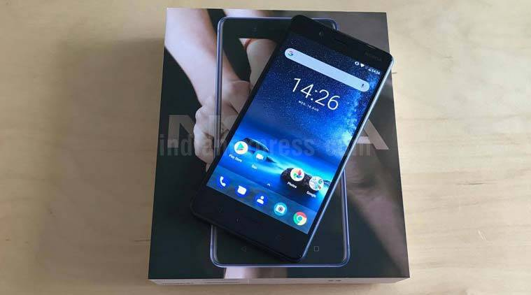 Image result for Nokia 8 Gets a Rs. 8,000 Price Cut in India