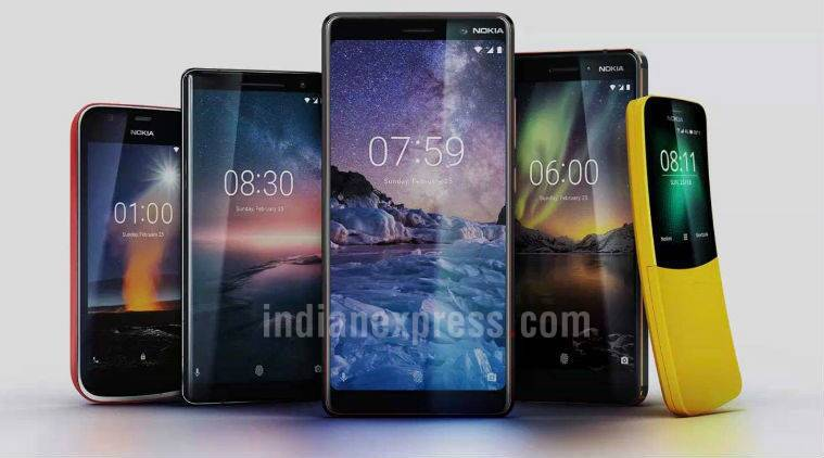 Nokia 8 Sirocco, Nokia 8 Sirocco specifications, Nokia 8 Sirocco price, Nokia 7 Plus, Nokia 7 Plus specifications, Nokia 7 Plus price, Nokia 6 2018, Nokia 6 specifications, Nokia 6 2018 price, Nokia 1, Nokia 1 specifications, Nokia 1 price, MWC 2018